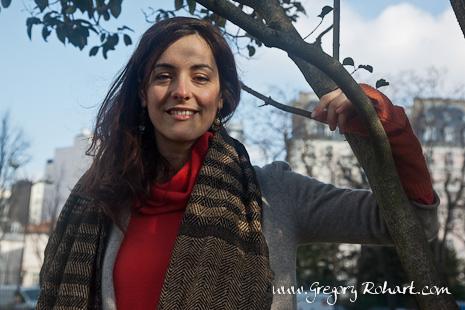 Eleonore Devillers, fondatrice des guides de voyage Viatao
