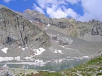 Lac d'Eychauda