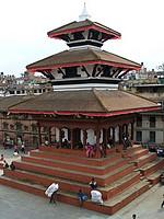 Durbar Square - temple Narayan
