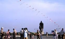 Place centrale de Zhangye