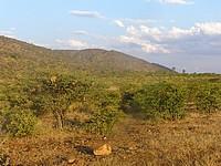 Paysages du Kaokoland