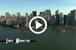 New-York vu du ciel