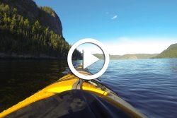 Québec : outdoor le long du fjord du Saguenay et du lac Saint-Jean