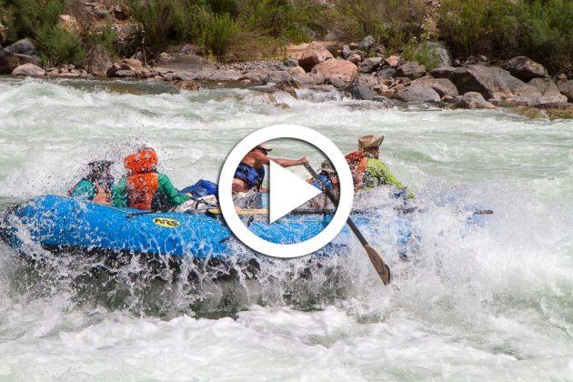 Rafting au Grand Canyon