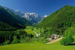 Solcavsko : un éden en Slovénie