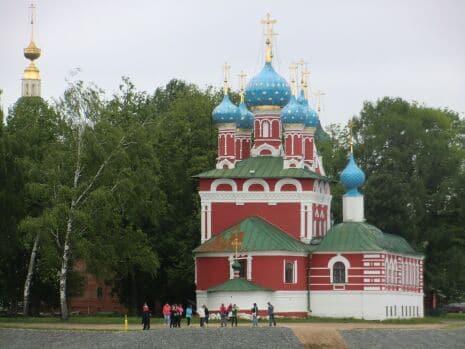 D'Ouglitch à Yaroslav