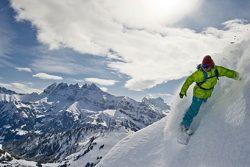 Portes du Soleil : ski safari entre France et Suisse