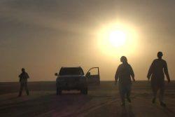 Tchad : le désert de l'Ennedi