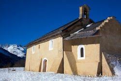 Vacances actives à la neige dans la Vallée de la Clarée