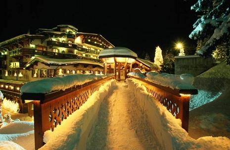 Courchevel : ski en famille au Club Vacanciel