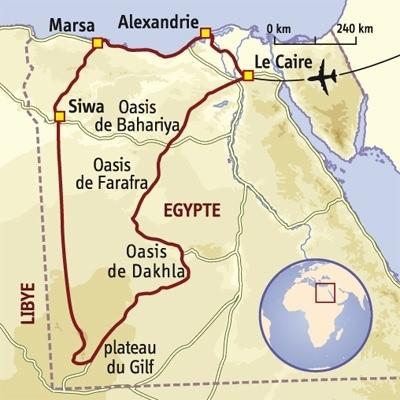 Désert Libyque – exploration au cœur du Sahara Oriental