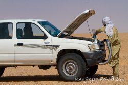 Piste pour Fada : remue-ménage à la Tchadienne