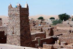 En 4x4 dans le désert Mauritanien
