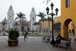 La côte Pacifique de Lima aux lignes de Nazca