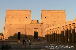 Temple de Philae : dernier bastion des pharaons