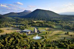 Vulcania, parc européen du volcanisme