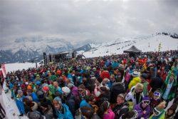 Portes du Soleil : Rock à gogo sur les pistes de ski