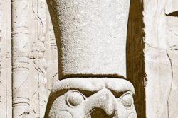 Edfou, le temple du Dieu faucon