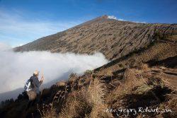 Rinjani : volcanic trekking !