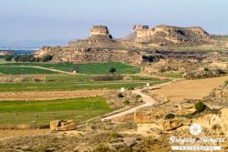 Los Monegros, le désert secret d'Espagne