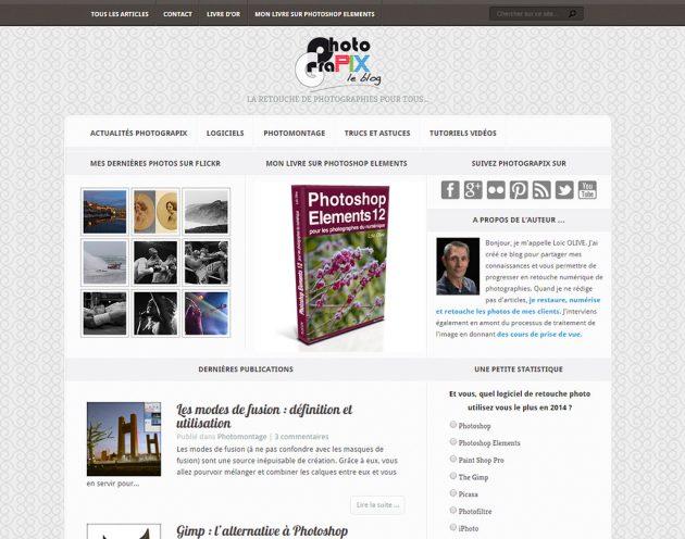 Photograpix, le blog de la retouche photo