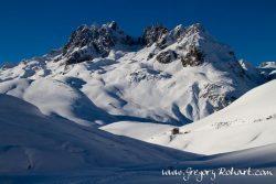 Découverte du ski de randonnées aux Sybelles