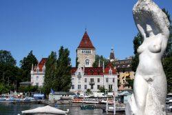 Lausanne, ville historique et Olympique