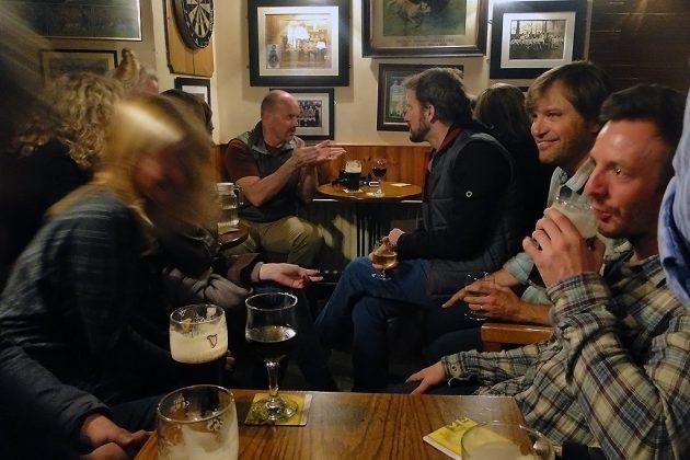Le pub, escale incontournable dans chaque localité. Ceux d'Ardara sont réputés pour les festivals de musique celtique.