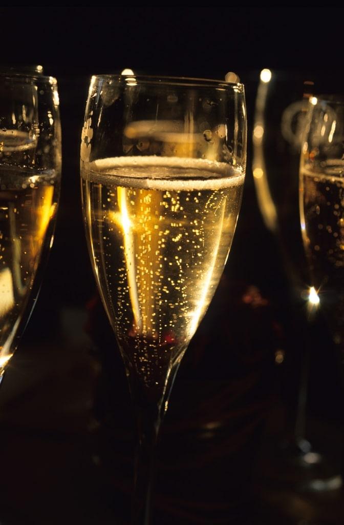 Quel plaisir de déguster le champagne chez le producteur ! - © JM.Lecomte