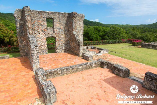 Le château Dubuc, vestige d'un passé négrier