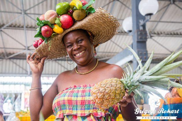 Flora, le sourire de la Martinique