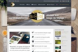 Bloguide : la plate-forme collaborative des blogs voyage