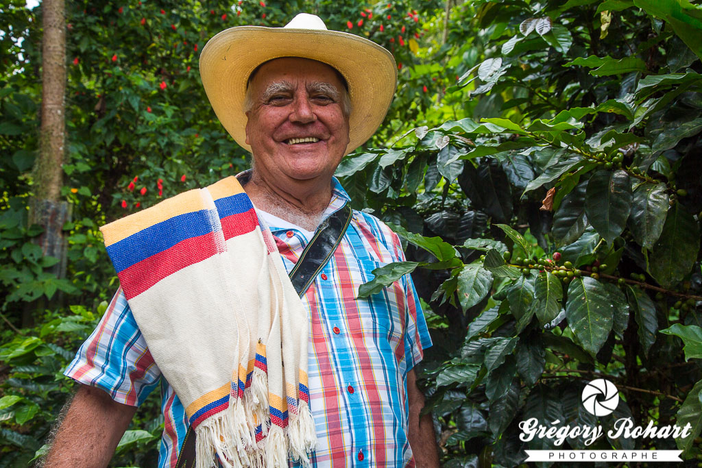 Colombie Medellin Et Jardin Au Pays Du Cafe