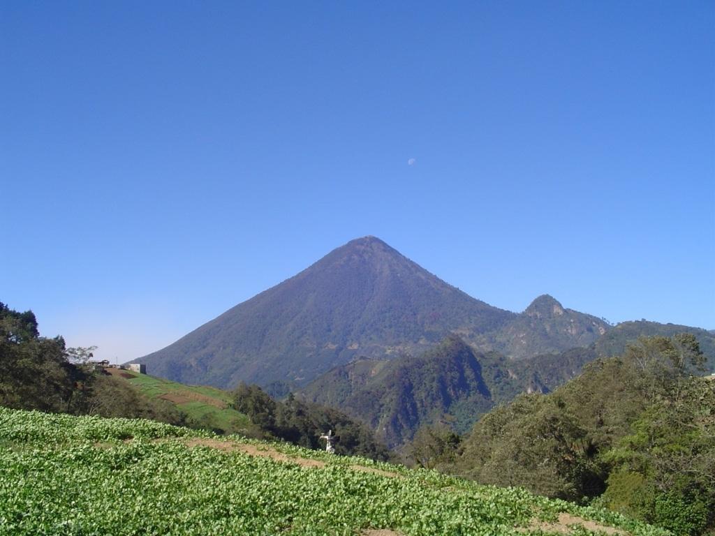 Volcan Santa Maria © Commons Wikimedia Arjuno