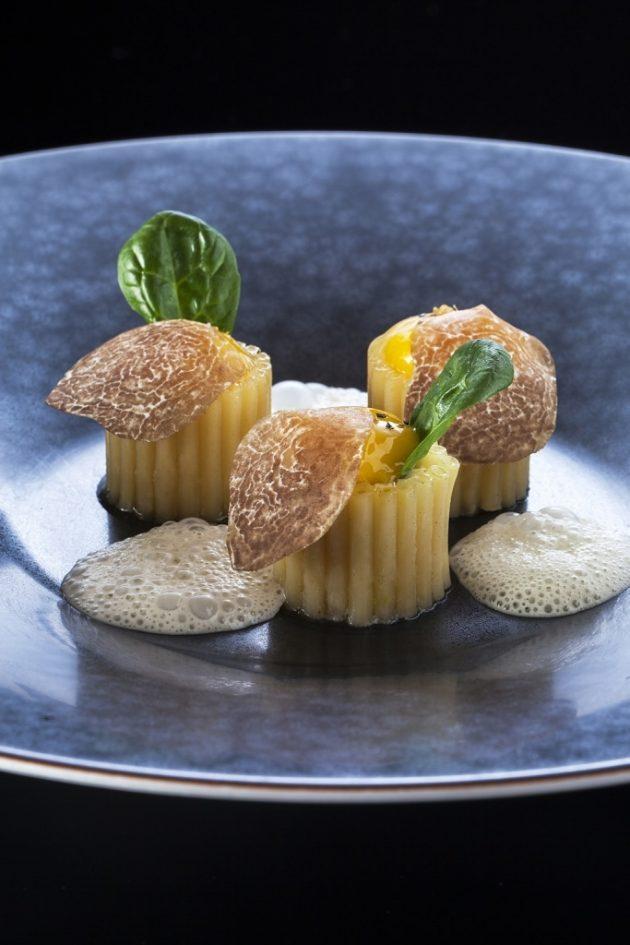La truffe blanche d'Alba.