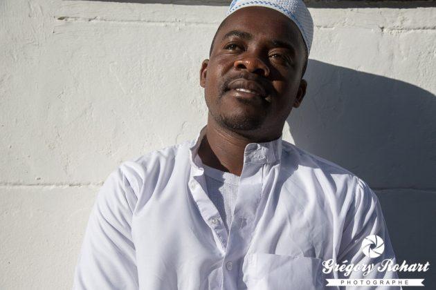 Ismaël, musulman du quartier de Bo-Kaap