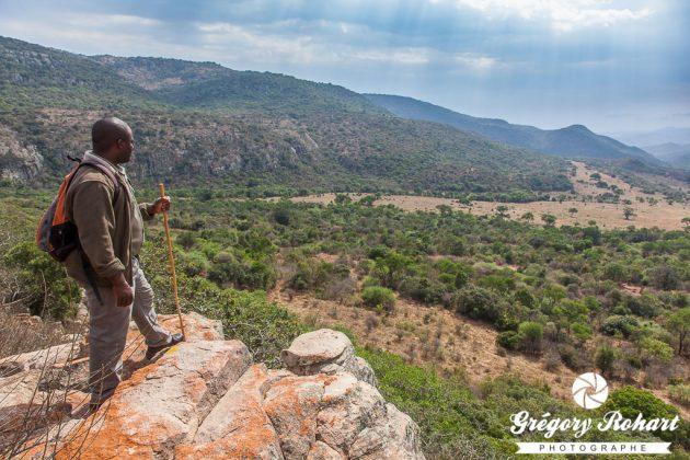 La Leshiba Wilderness offre de jolis points de vue sur la chaîne de Southanberg