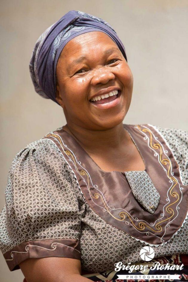 Sourire du Swaziland