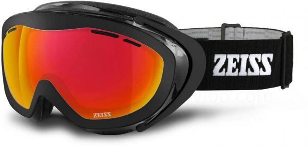 Le masque de ski Zeiss Bowie est dôté de verres interchangeables