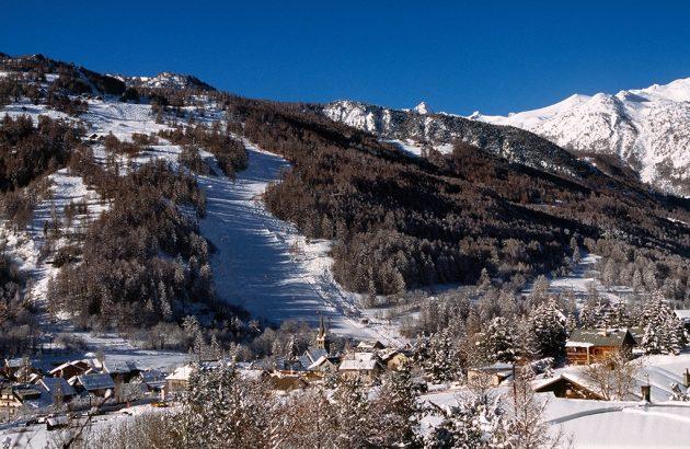 Serre-Chevalier : 250 km de piste sous le soleil des Hautes-Alpes
