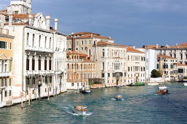 Venise, un ravissement de tous les instants.