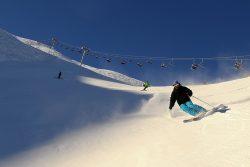 Skier dans le Pays des Ecrins