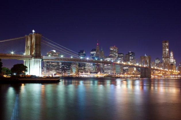 Pont de Brooklyn © Jiuguang Wang