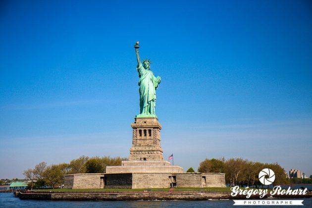 Statue de al liberté