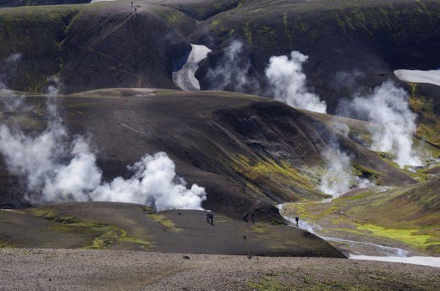 islande landmannalaugar laugavegur