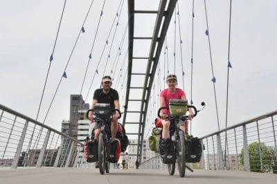 Pignon sur le Monde : de la Bretagne aux Philippines à vélo