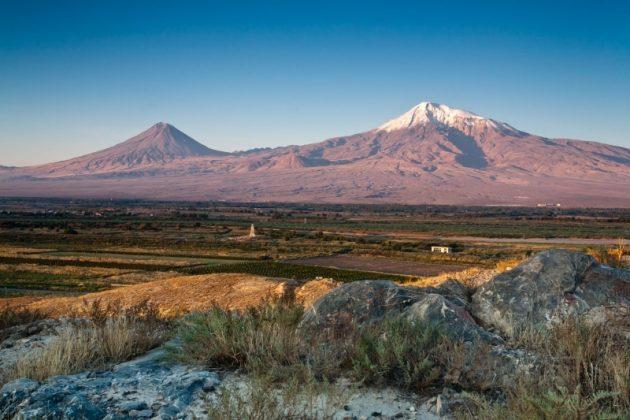 Mont Ararat © Terre d'Arménie / Edgar Haroutunian