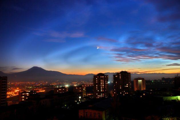 Erevan © Terre d'Arménie / Hayk Manoyan