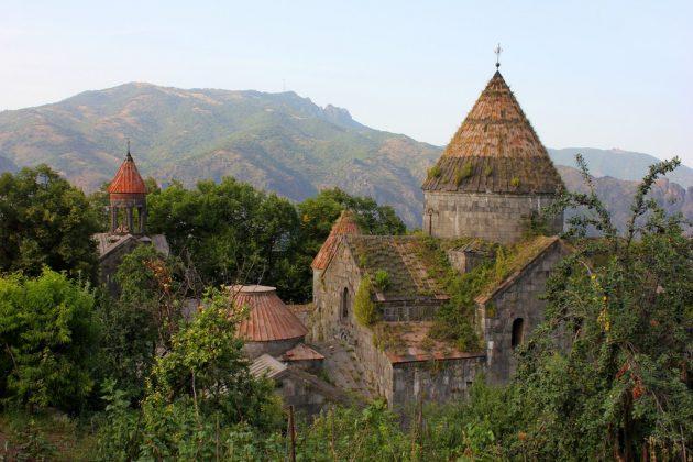 Monastère de Sanahine © Terre d'Arménie / Edgar Haroutunian