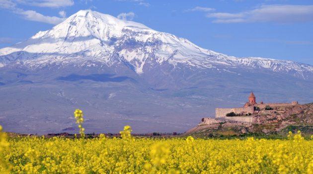 Mont Ararat © Terre d'Arménie